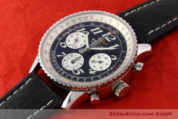Used luxury watch Breitling Navitimer steel automatic Kal. B39 ETA 2892A2 Ref. A39022.1  | 141394 01