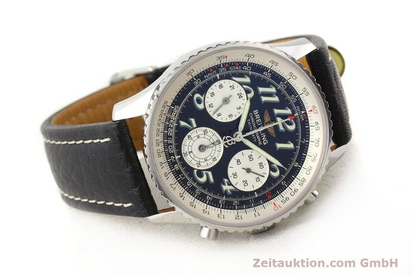 Used luxury watch Breitling Navitimer steel automatic Kal. B39 ETA 2892A2 Ref. A39022.1  | 141394 03