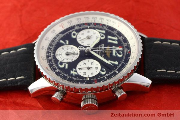Used luxury watch Breitling Navitimer steel automatic Kal. B39 ETA 2892A2 Ref. A39022.1  | 141394 05