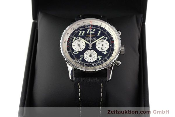 Used luxury watch Breitling Navitimer steel automatic Kal. B39 ETA 2892A2 Ref. A39022.1  | 141394 07