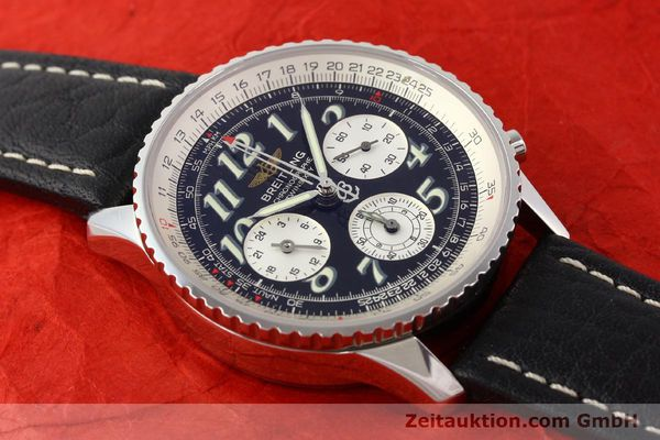 Used luxury watch Breitling Navitimer steel automatic Kal. B39 ETA 2892A2 Ref. A39022.1  | 141394 13