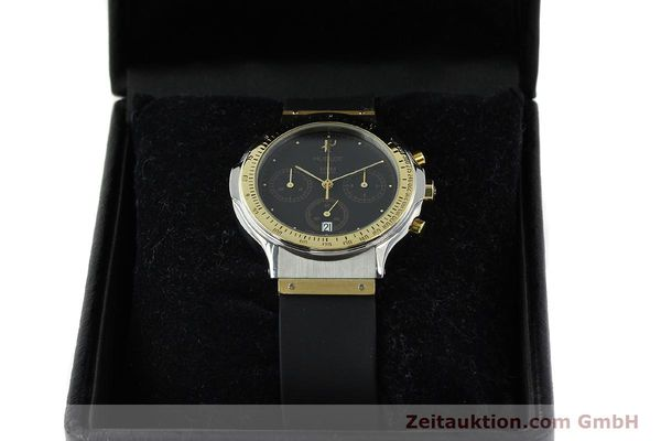 Used luxury watch Hublot MDM gilt steel quartz Ref. 1621.2  | 141396 07