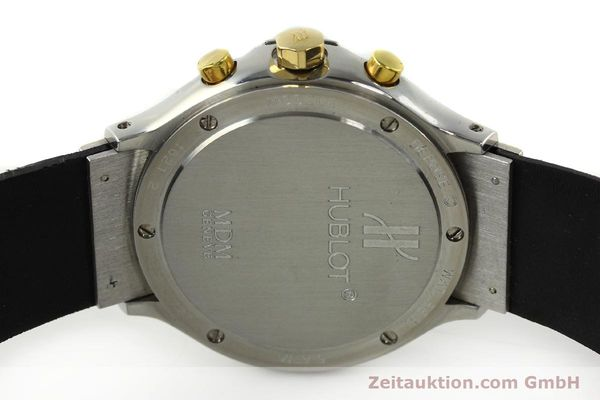 Used luxury watch Hublot MDM gilt steel quartz Ref. 1621.2  | 141396 09