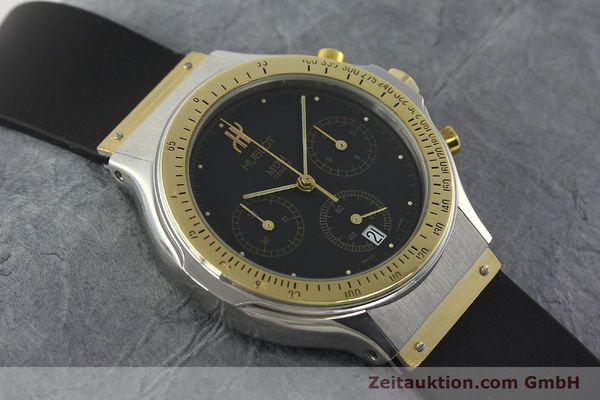 Used luxury watch Hublot MDM gilt steel quartz Ref. 1621.2  | 141396 13