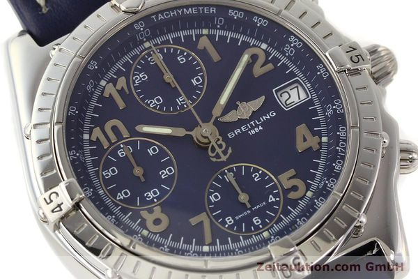 Used luxury watch Breitling Chronomat steel automatic Kal. B13 ETA 7750 Ref. A13050.1  | 141397 02