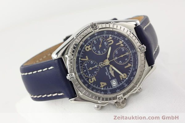 Used luxury watch Breitling Chronomat steel automatic Kal. B13 ETA 7750 Ref. A13050.1  | 141397 03
