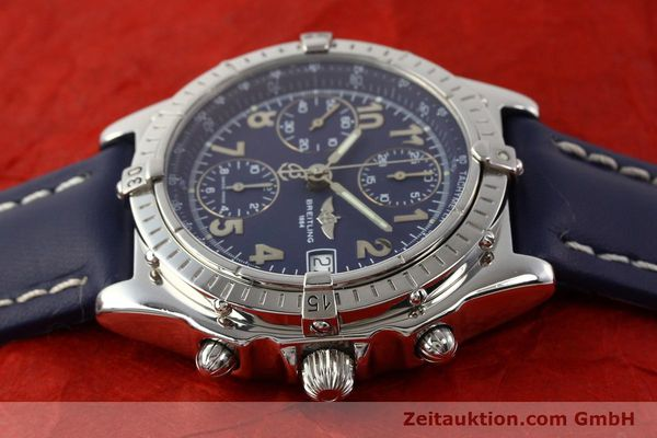 Used luxury watch Breitling Chronomat steel automatic Kal. B13 ETA 7750 Ref. A13050.1  | 141397 05