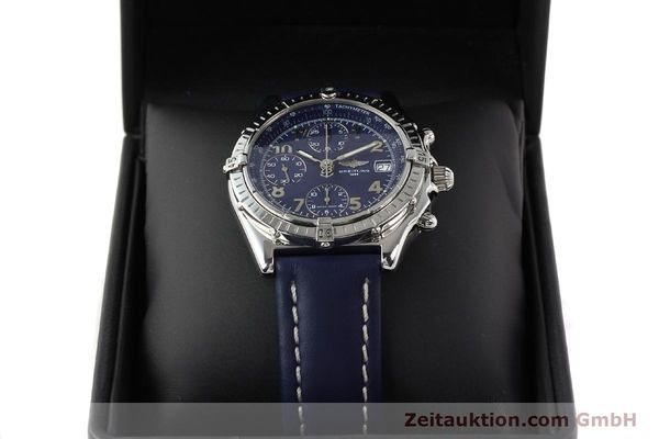 Used luxury watch Breitling Chronomat steel automatic Kal. B13 ETA 7750 Ref. A13050.1  | 141397 07