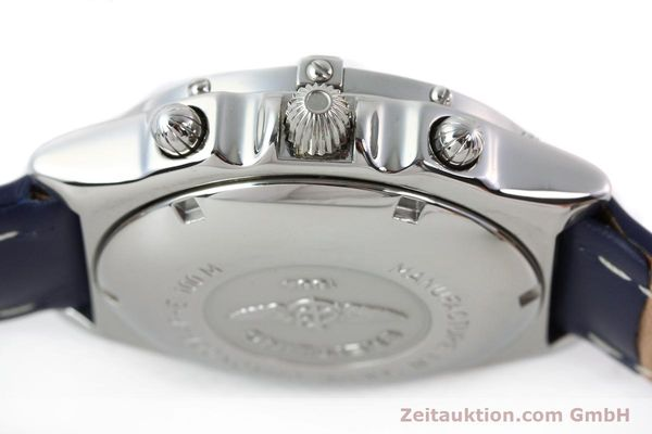 Used luxury watch Breitling Chronomat steel automatic Kal. B13 ETA 7750 Ref. A13050.1  | 141397 08