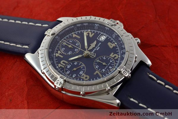 Used luxury watch Breitling Chronomat steel automatic Kal. B13 ETA 7750 Ref. A13050.1  | 141397 13