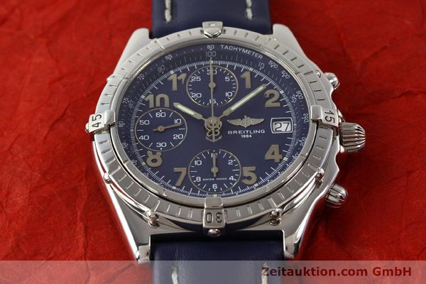 Used luxury watch Breitling Chronomat steel automatic Kal. B13 ETA 7750 Ref. A13050.1  | 141397 14