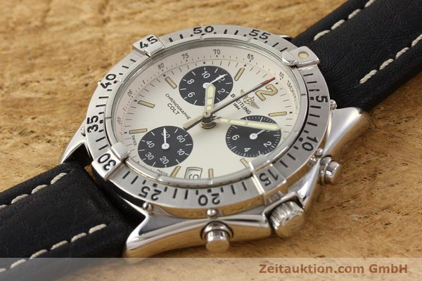 Used luxury watch Breitling Colt steel quartz Kal. B53 Ref. A53035  | 141398 01