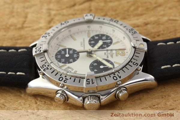 Used luxury watch Breitling Colt steel quartz Kal. B53 Ref. A53035  | 141398 05
