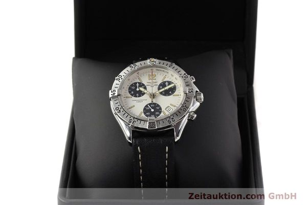 Used luxury watch Breitling Colt steel quartz Kal. B53 Ref. A53035  | 141398 07