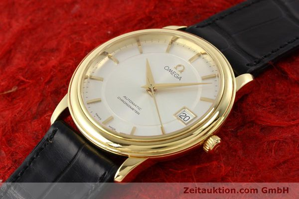 Used luxury watch Omega De Ville 18 ct gold automatic Kal. 1120  | 141399 01