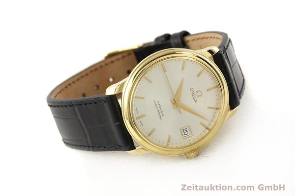 Used luxury watch Omega De Ville 18 ct gold automatic Kal. 1120  | 141399 03