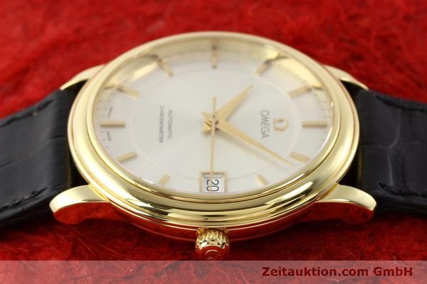 Used luxury watch Omega De Ville 18 ct gold automatic Kal. 1120  | 141399 05