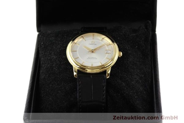 Used luxury watch Omega De Ville 18 ct gold automatic Kal. 1120  | 141399 07