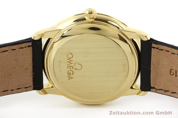 Used luxury watch Omega De Ville 18 ct gold automatic Kal. 1120  | 141399 08