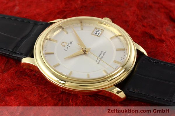 Used luxury watch Omega De Ville 18 ct gold automatic Kal. 1120  | 141399 14