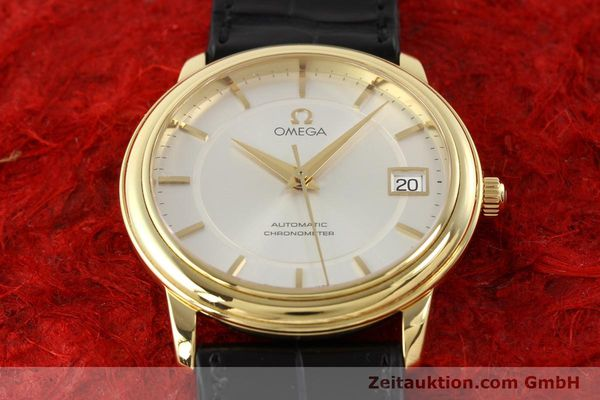 Used luxury watch Omega De Ville 18 ct gold automatic Kal. 1120  | 141399 15