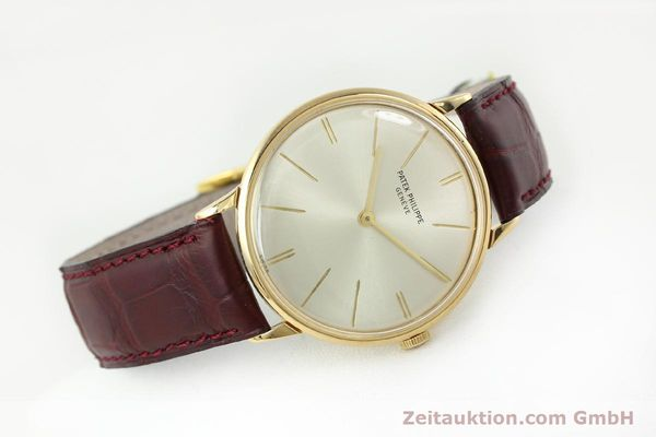 Used luxury watch Patek Philippe Calatrava 18 ct gold manual winding Kal. 23-300 Ref. 3468  | 141400 03