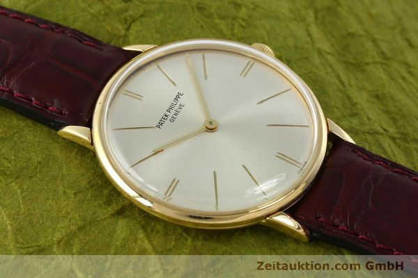 Used luxury watch Patek Philippe Calatrava 18 ct gold manual winding Kal. 23-300 Ref. 3468  | 141400 13