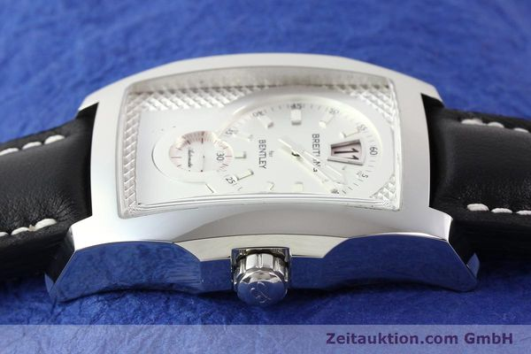 Used luxury watch Breitling Bentley steel automatic Kal. B28 ETA 2892A2 Ref. A28362  | 141402 05