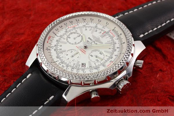 Used luxury watch Breitling Bentley steel automatic Kal. B25 ETA 2892A2 Ref. A25362  | 141404 01