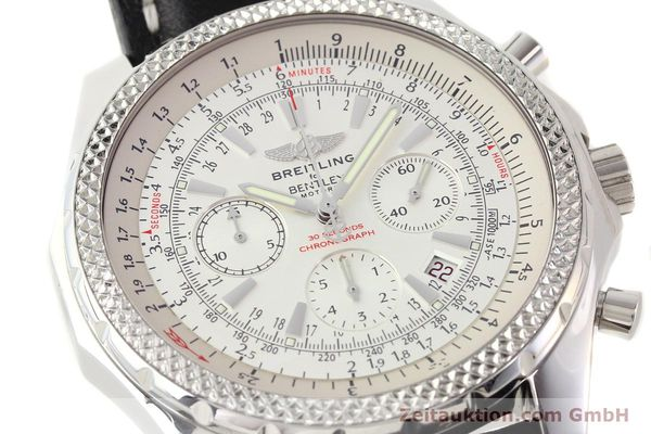 Used luxury watch Breitling Bentley steel automatic Kal. B25 ETA 2892A2 Ref. A25362  | 141404 02