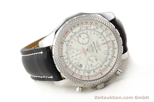 Used luxury watch Breitling Bentley steel automatic Kal. B25 ETA 2892A2 Ref. A25362  | 141404 03