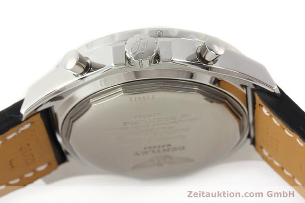 Used luxury watch Breitling Bentley steel automatic Kal. B25 ETA 2892A2 Ref. A25362  | 141404 08