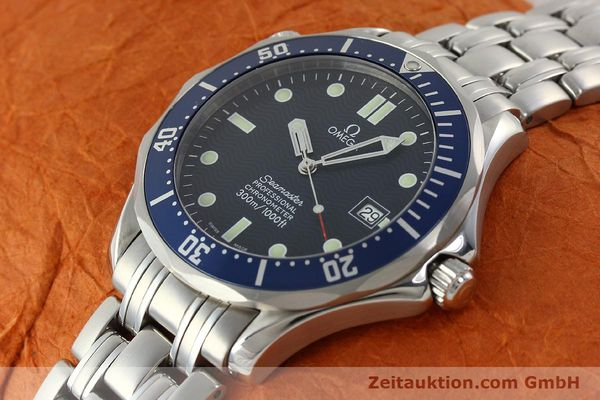 Used luxury watch Omega Seamaster steel automatic Kal. 1120  | 141423 01