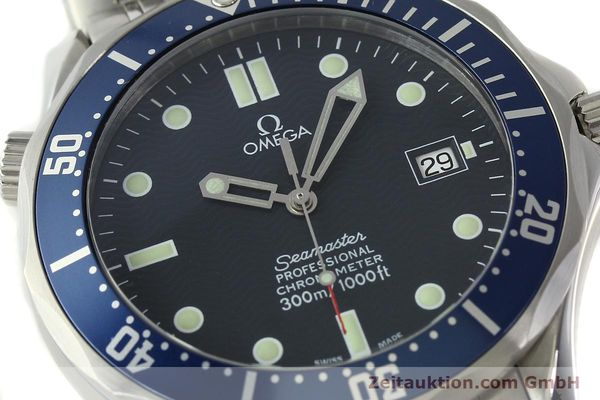Used luxury watch Omega Seamaster steel automatic Kal. 1120  | 141423 02