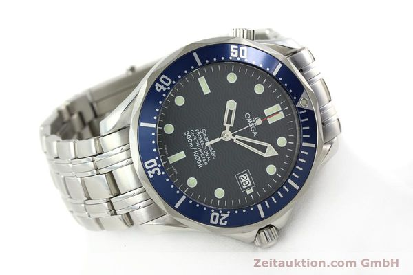 Used luxury watch Omega Seamaster steel automatic Kal. 1120  | 141423 03