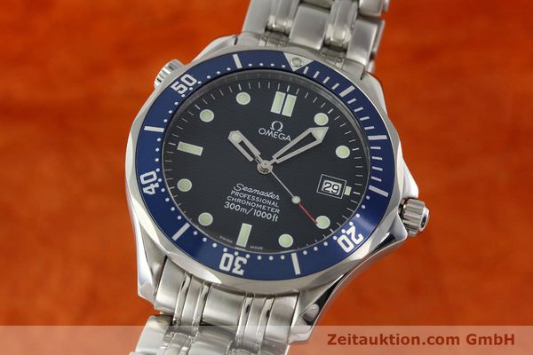 Used luxury watch Omega Seamaster steel automatic Kal. 1120  | 141423 04