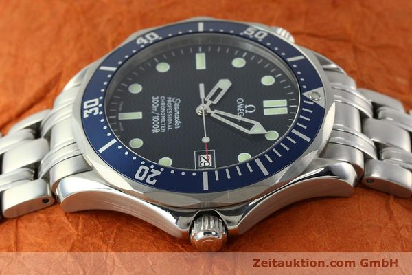 Used luxury watch Omega Seamaster steel automatic Kal. 1120  | 141423 05