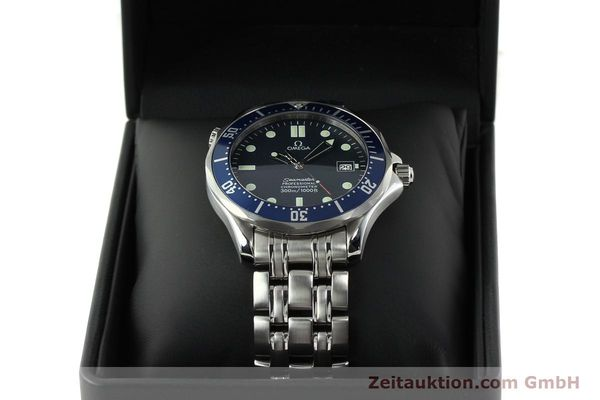 Used luxury watch Omega Seamaster steel automatic Kal. 1120  | 141423 07
