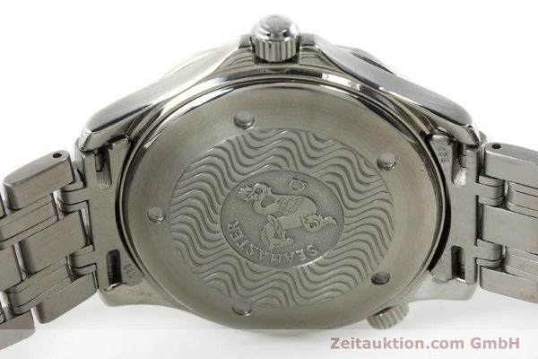 Used luxury watch Omega Seamaster steel automatic Kal. 1120  | 141423 09