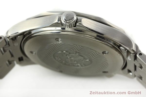 Used luxury watch Omega Seamaster steel automatic Kal. 1120  | 141423 11