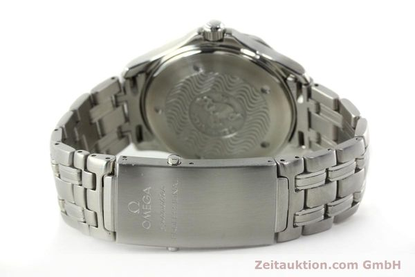 Used luxury watch Omega Seamaster steel automatic Kal. 1120  | 141423 13