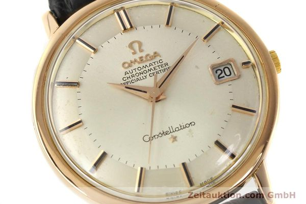 montre de luxe d occasion Omega Constellation or 18 ct automatique Kal. 561 Ref. 1683004  | 141430 02
