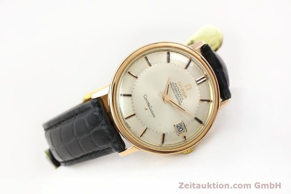 montre de luxe d occasion Omega Constellation or 18 ct automatique Kal. 561 Ref. 1683004  | 141430 03