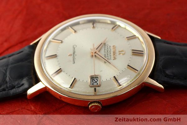 montre de luxe d occasion Omega Constellation or 18 ct automatique Kal. 561 Ref. 1683004  | 141430 05