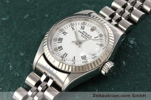 Used luxury watch Rolex Lady Date steel / gold automatic Kal. 2135 Ref. 69174  | 141436 01