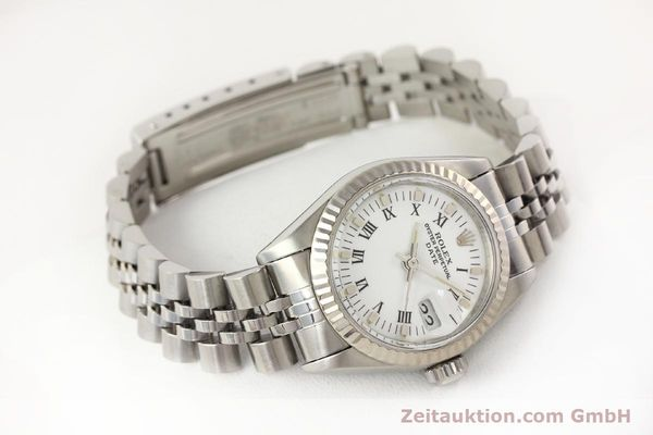 Used luxury watch Rolex Lady Date steel / gold automatic Kal. 2135 Ref. 69174  | 141436 03