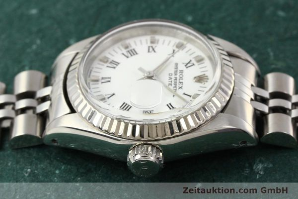 Used luxury watch Rolex Lady Date steel / gold automatic Kal. 2135 Ref. 69174  | 141436 05