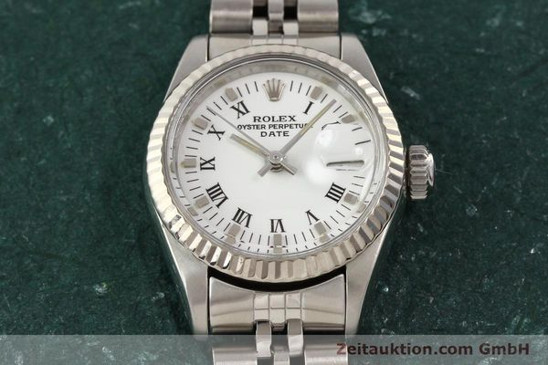 Used luxury watch Rolex Lady Date steel / gold automatic Kal. 2135 Ref. 69174  | 141436 16