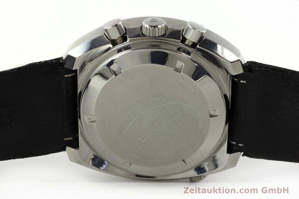 Used luxury watch Sinn D1 Mission chronograph steel automatic Kal. LWO 5100  | 141442 09