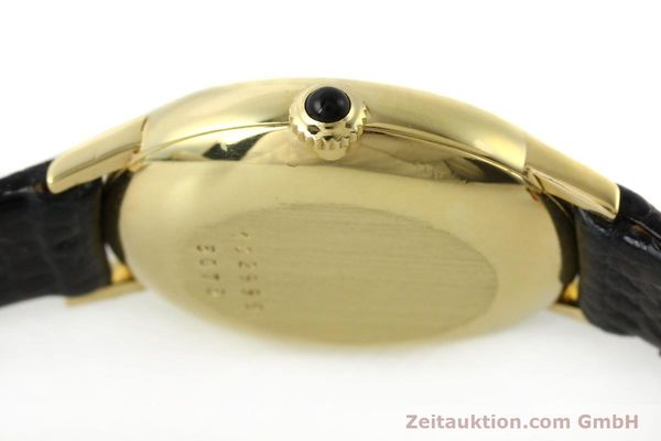 Used luxury watch Chopard * 18 ct gold manual winding Kal. ETA 2512 Ref. 5075  | 141446 11